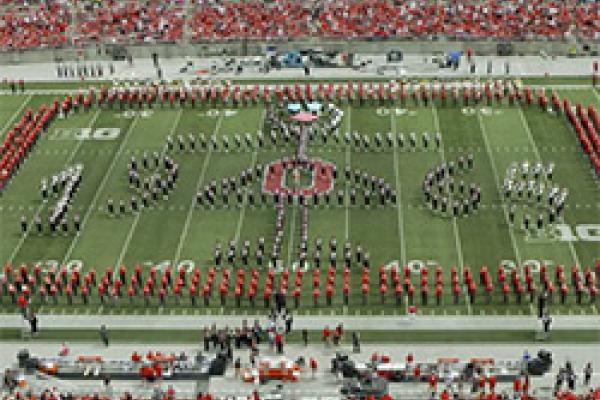 TBDBITL performs Hang on Sloopy in its original 1965 ballerina formation