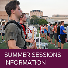 Summer Session Information